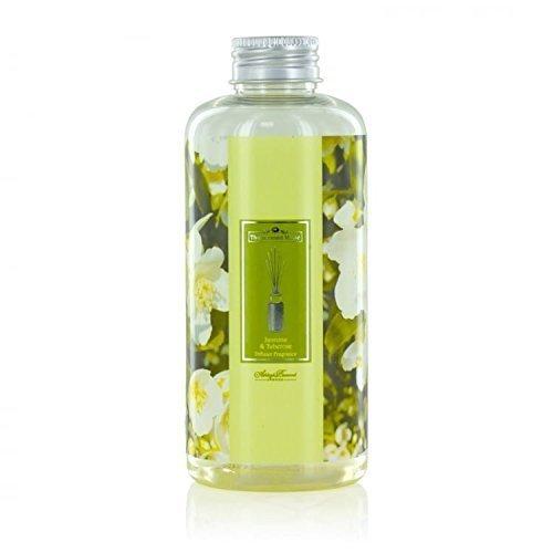 Ashleigh & Burwood - Recharge pour diffuseur de parfum d'intérieur - 150 ml - Jasmin et tubéreuse