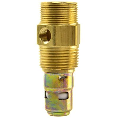 """New In tank Check valve for air compressor 3/4"""" comp x 3/4"""" mpt from Conrader"""