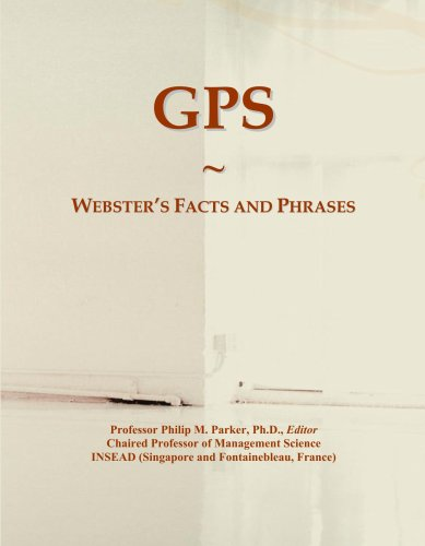 GPS: Webster's Facts and Phrases