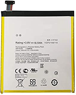 Civhomy Replacement C11P1502 C11P1517 Battery Compatibal with ASUS ZenPad10 Z300C Z300M Z300CG Z300CL P023 P01T 10.1