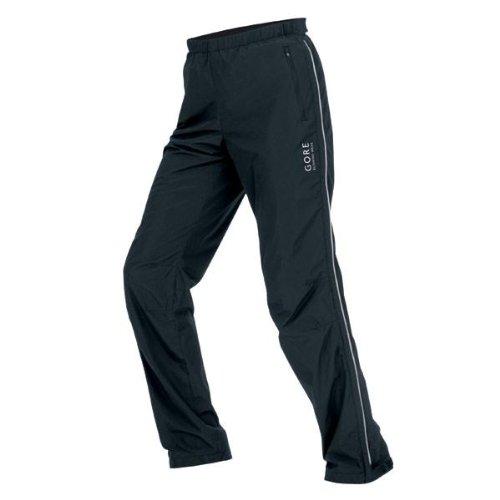 Gore Running Wear Air II–Pantalón para Hombre, otoño/Invierno, Hombre, Color Negro - Negro, tamaño M