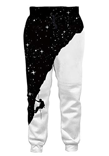 Goodstoworld 90S Jogger Pants Novelty Funny Casual Jersey Sweatpants Designer Graphic Sports Athletic Pants with Drawstring for Women Men, X-Large