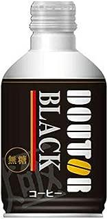 ドトールコーヒー ドトール ブラックコーヒー レアル 260gボトル缶×24本入×(2ケース)