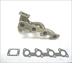 OBX Performance Exhaust Header 74-93 Volvo 200 240 740 940 2.0L 2.3L 2.4L B20 T3 Turbo Manifold