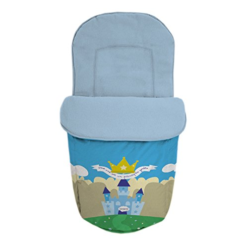 Baby Star Chancelière universelle Moderne bleu