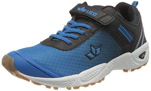 Lico BARNEY VS Sneaker Jungen, Blau/ Schwarz, 30 EU