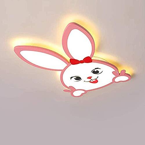 LED Mädchen Junge Schlafzimmer Deckenlampe Kinderzimmerlampe Deckenleuchte Dimmbare Warmweiß Licht...