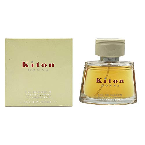 KITON DONNA Kiton 50 ml EDP Eau de Parfum Spray