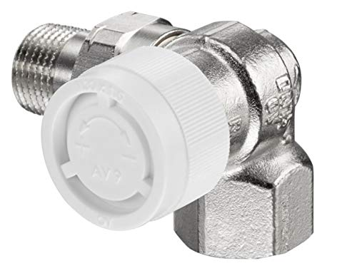Oventrop AV9 PN10 Thermostatventil 1/2 Winkel-Eck rechts