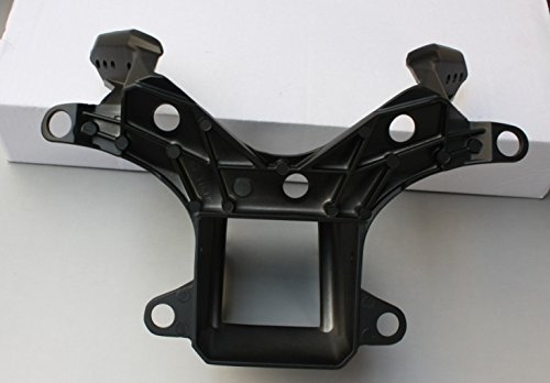 HTTMT MT311-015- Black Upper Stay Cowl Bracket Fairing Bracket Compatible with 2008-2016 Yamaha YZF-R6