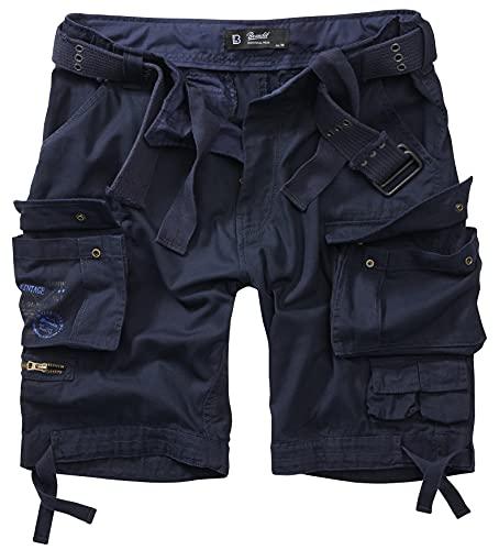 Brandit Savage Vintage Gladiator Short Navy XXL