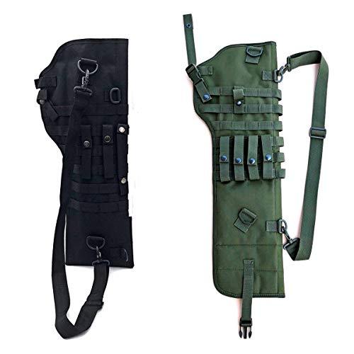 Sac de Transport Pliant pour Fusil de Chasse Militaire Tactique portatif en Plein air Sac de pêche (Color : Army Green)