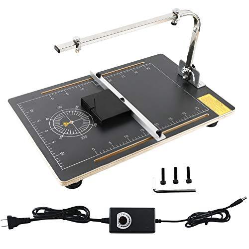 YaeTek Micromot Hot Wire Cutter Thermocut Foam Cutting Machine, 110V Table Top...