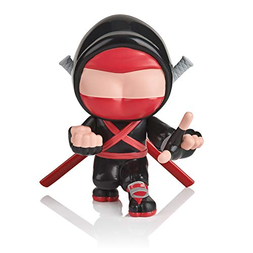 Buttheads - Tushi (Ninja) - Interactive Farting Figurine - By WowWee