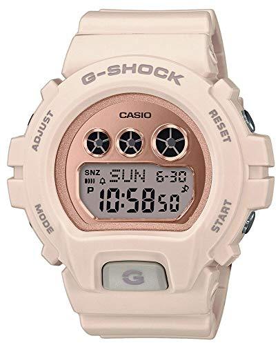 Casio Damen Digital Quarz Uhr mit Plastik Armband GMD-S6900MC-4ER