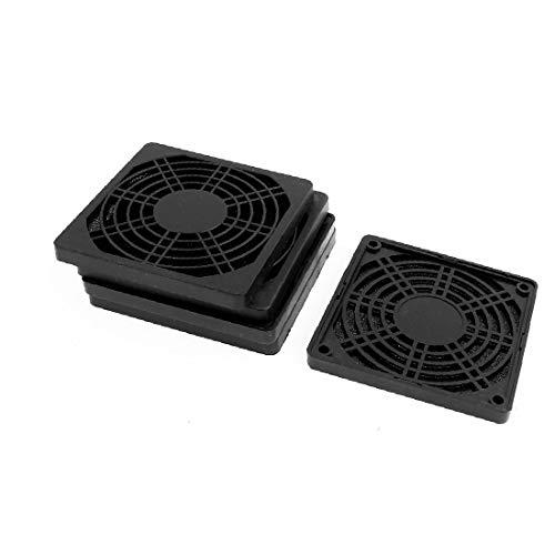 X-DREE 5pcs 97 mm x 97 mm Caja a prueba de polvo Caja de la computadora PC Ventilador Filtro de polvo (5pcs 97mm x 97mm boîtier antipoussière ventilateur de filtre à poussière