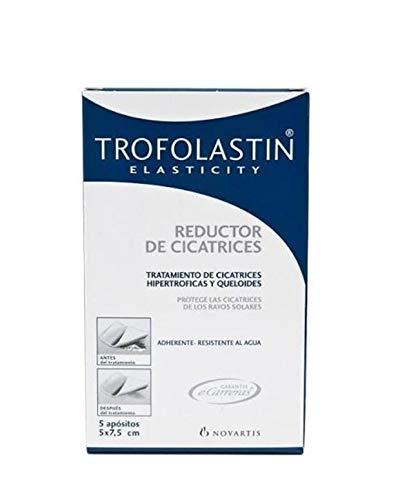 Trofolastín - Reductor de Cicatrices - 5 apósitos de 5 x 7.5 cm