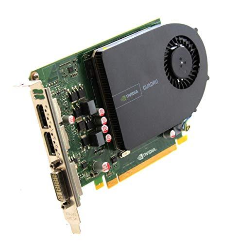 Dell GGMPW Quadro 2000 1GB GDDR5 PCIe x16 2xDP 1xDVI Video Card RENEWED