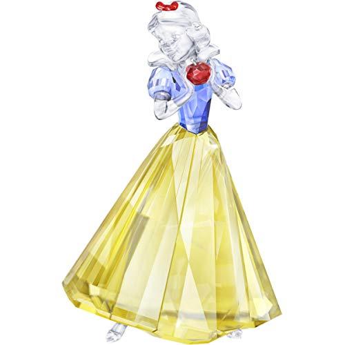 Swarovski - Statuetta di Biancaneve in Cristallo, Multicolore, 13