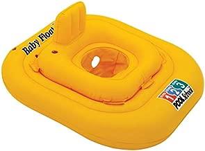 Intex Deluxe Baby Float, Yellow [56587]
