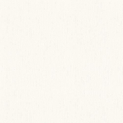 Vliestapete Mustertapete Tapeten mit Muster 336371 33637-1 A.S. Création Meisterputz 15 m | Weiß | Muster (21 x 29,7 cm)