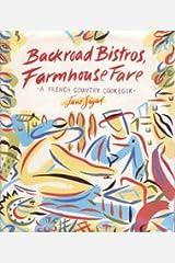 Backroad Bistros, Farmhouse Fare Hardcover