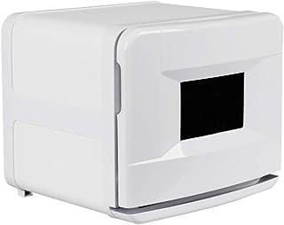 comprar comparacion DC HOUSE Mini Calentador de Toallas Gabinete Toalla Caliente Calefacción Esterilizador de esterilización UV para Uso en el...