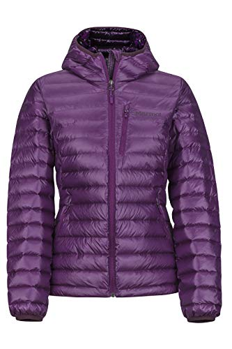Marmot Women's Quasar Nova Hoody, Grape, Medium