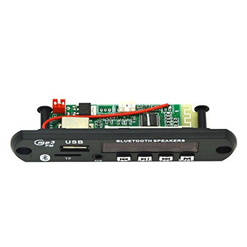 Hrph Neue drahtlose Bluetooth 12V MP3 WMA Decoder Board Audio Modul TF USB Radio für Auto