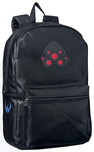 Overwatch Widowmaker Backpack Rucksack 50 centimeters Schwarz (Black)
