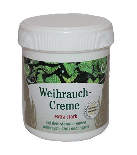 Weihrauchcreme extra stark mit Boswellia Carterii 120 ml