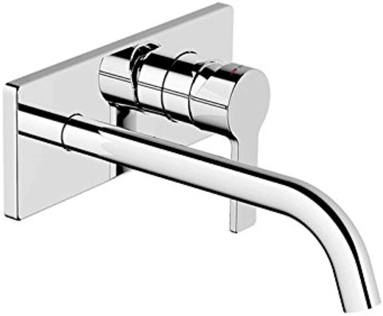 Pengei Tap Basin Mixer Kitchen Sink Mixer Faucet in-Wall Copper Rust-Proof Single Handle