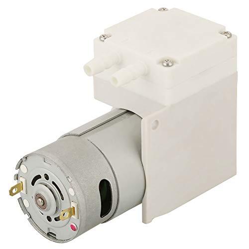 Ruspela Mini bomba de vacío DC12V bombeo de succión de presión negativa para el blanco de la máquina de envasado de alimentos