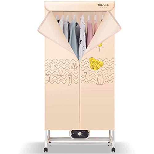 Sèche-linge domestique séchage rapide machine petite économie d'énergie silencieux pliant séchage armoire à la maison sèche-linge