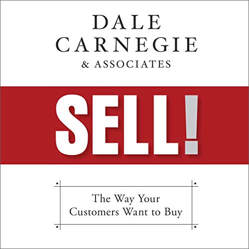 Sell! audiobook cover art