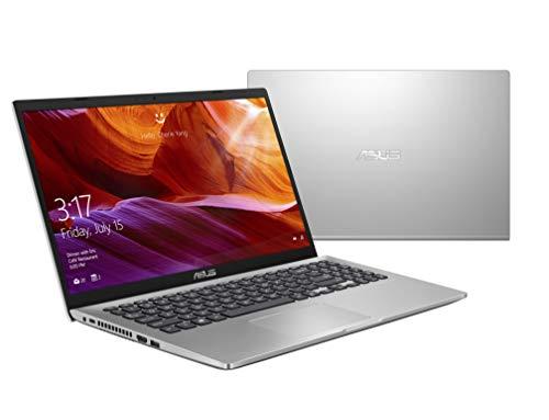Notebook ASUS X509JA-BR424T - CORE I5 / 8 GB / 1000 GB / Windows 10 Home / Prata Metálico
