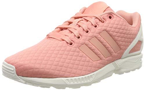 adidas Damen Zx Flux W Laufschuhe, Mehrfarbig (Trace Pink F17/trace Pink F17/off White), 40 EU