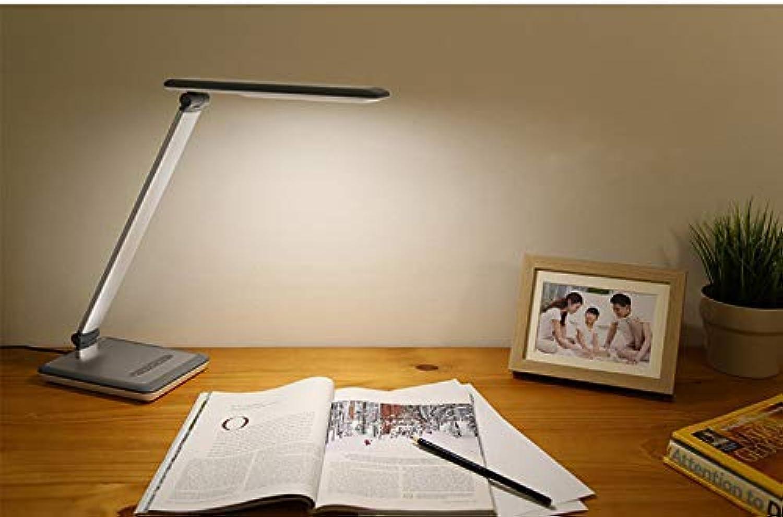 XUANTK LED Lampe Auge Lampe Lernlampe Student Schreibtisch Schlafzimmer Nacht Schlafsaal Mit Ladeanschluss Lampe