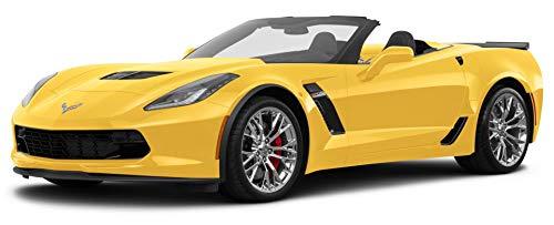 2017 Chevrolet Corvette Z06 1LZ, 2-Door Convertible, Corvette Racing Yellow Tintcoat