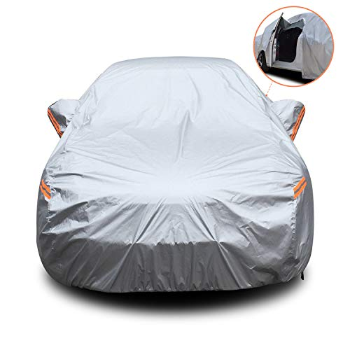 YIBEICO Funda Coche Exterior Impermeable