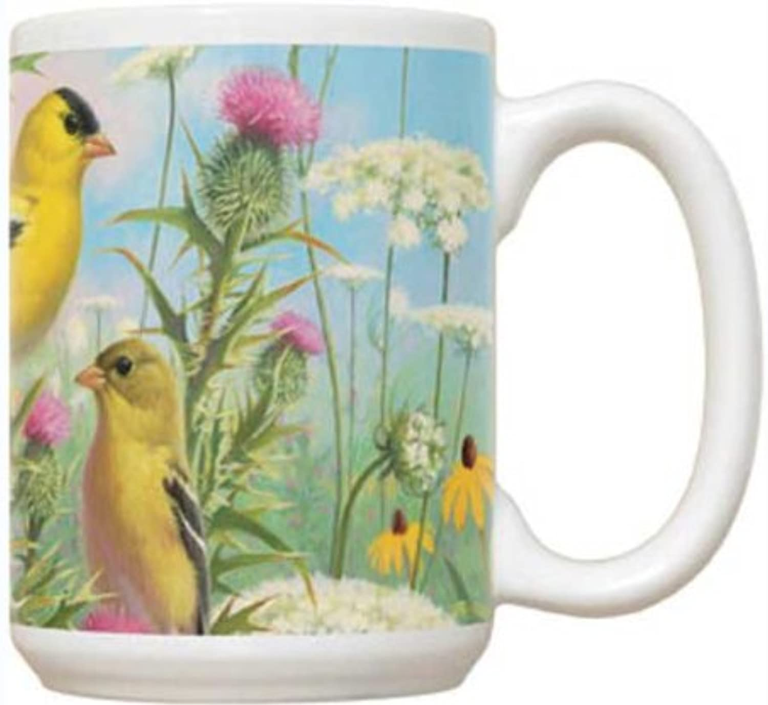 Fiddlers Elbow FEM311 Goldfinches Mouse Pad B0035B1P7S    Elegante und robuste Verpackung