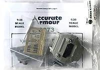 ■ Accurate Armour 【希少】 1/35 Valentine Mk.Ⅲ/Ⅳ / AEC Mk.1 2-Man Turret