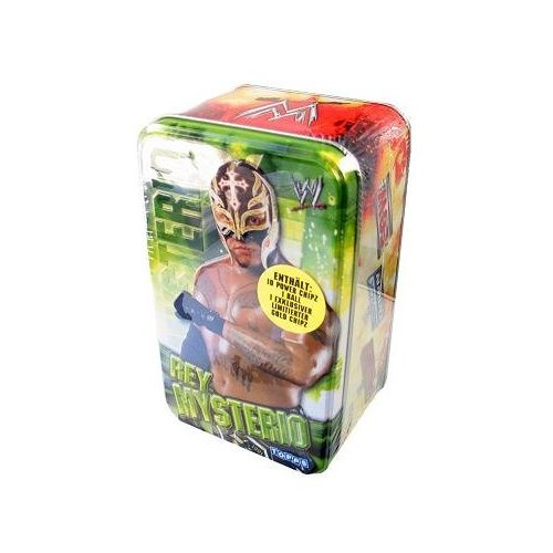 Topps TO817 - Wrestling WWE Power Chipz Collector Tins