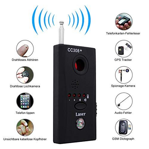 Hangda Auto-Detection Versteckte Kamera detektor einfach zu transportieren Anti-Spy-Finder RF Signal detektor Wireless Signal Finder Wanzen suchgerät GSM Bug Tracker