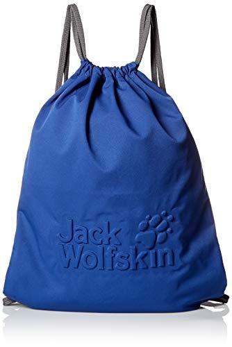 Jack Wolfskin Back Spin Logo Wanderrucksack, Royal Blue, One Size