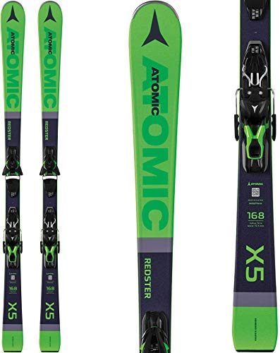 ATOMIC Redster X5 Green + FT 10 GW 19/20