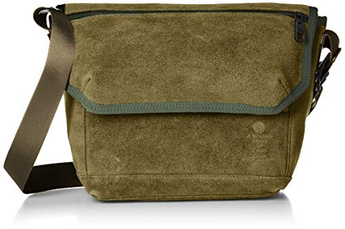AS2OV(アッソブ)『WATER PROOF SUEDE MESSENGER BAG』