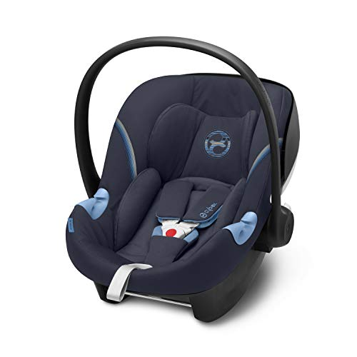 Cybex Aton M I-Size Autositz, Marineblau