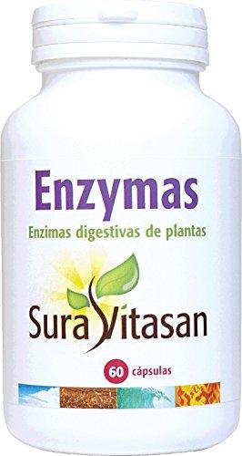 ENZIMAS DIGESTIVAS 60CAP SURAV