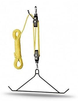 006458 Hunters Specialties Game Hoist Lift System 600# 00645 Multi 600 lb.